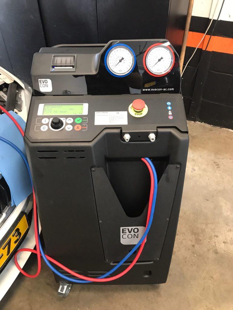 airco onderhoud service autobedrijf the car gym nieuwegein