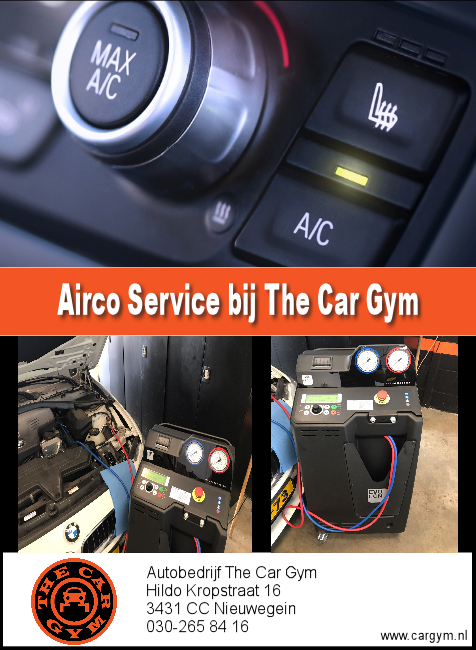 airco service autobedrijf the cargym nieuwegein